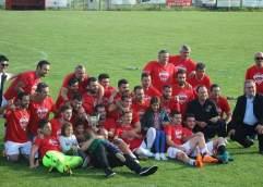 ΦΡΙΞΟΣ ΠΛΑΤΑΝΟΤΟΠΟΥ: Γιόρτασε την κατάκτηση του πρωταθλήματος στη Β' κατηγορία