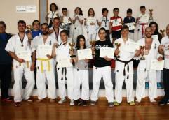 ΜΑΧΗΤΙΚΑ ΑΘΛΗΜΑΤΑ: Όλα τα μέλη της αποστολής του ΑΟΚ γύρισαν με μετάλλιο από τον Αλμυρό του Βόλου