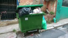 Ξεκίνησε η αποκομιδή των απορριμμάτων στην πόλη της Καβάλας