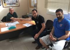ΕΝΩΣΗ ΚΑΛΑΘΟΣΦΑΙΡΙΣΗΣ ΚΑΒΑΛΑΣ: Νέος προπονητής ο Ανδρέας Καραπιπερίδης, βοηθός ο Κάτσικας