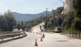 ΠΡΟΣΟΧΗ: Έκλεισε ο δρόμος του Παληού, εκτροπή της κίνησης από Εγνατία Οδό