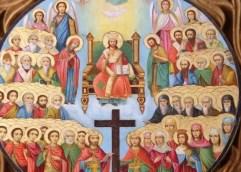 ΤΟ ΜΗΝΥΜΑ ΤΗΣ ΚΥΡΙΑΚΗΣ: Τα νέφη των αγίων της πίστεως.