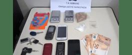 Τους «τσίμπησαν» με ηρωίνη και κοκαΐνη από τη Βουλγαρία,  τα διακινούσαν στην πόλη της Καβάλας
