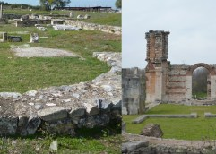 Philippi & Amphipolis: Two cities in the shadow of the mythical Pangaion Hill