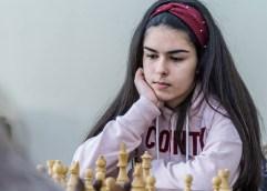 ΣΚΑΚΙ: Πρωταθλήτρια Ελλάδας στις Νεανίδες -18 ετών η Ευγενία Τσιβελεκίδου