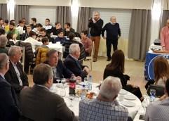 ΑΟΚ: Κοπή πίτας με βραβεύσεις