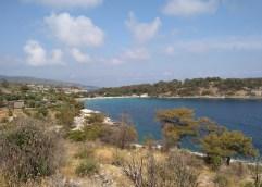 «Ψηλά» και φέτος η παραλία  της  Αλυκής  στην Θάσο
