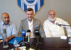 ΑΟΚ: Μίλησε ξεκάθαρα για άνοδο ο Π. Δερμιτζάκης