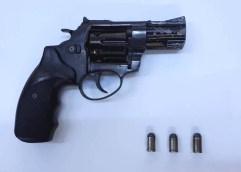Σύλληψη 26χρονου αλλοδαπού για παράνομη οπλοκατοχή