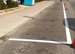 Προσωρινές  κυκλοφοριακές ρυθμίσεις  επί  των οδών του κέντρου Καβάλας λόγω  εργασιών διαγράμμισης