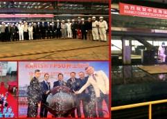 Ξεκίνησε η κατασκευή της Πλωτής Μονάδας Παραγωγής, Αποθήκευσης και Εκφόρτωσης (FPSO) της Energean