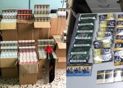 ΣΕ ΚΑΒΑΛΑ ΚΑΙ ΕΒΡΟ: Συνελήφθησαν 3 για λαθραία τσιγάρα και συσκευασίες λαθραίου καπνού