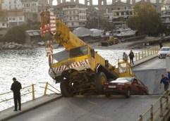ΔΗΜΟΤΙΚΟ ΣΥΜΒΟΥΛΙΟ ΚΑΒΑΛΑΣ: «Έπνιξαν» την διαμαρτυρία του Μάκη Παπαδόπουλου για το πόρισμα ΧΡΥΣΟΓΟΝΟΥ για την πεσμένη γέφυρα.