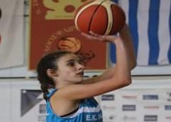 ΕΝΩΣΗ ΚΑΛΑΘΟΣΦΑΙΡΙΣΗΣ ΚΑΒΑΛΑΣ: Στο FIBA CAMP U14 η Σοφία Κελεμένη