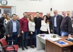 ΑΡΗΣ ΒΕΡΡΟΣ: Συνάντηση με το νομαρχιακό σύλλογο ΑμεΑ Καβάλας