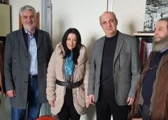 ΣΥΜΠΑΡΑΤΑΞΗ ΠΟΛΙΤΩΝ: Συναντήσεις με τους διευθυντές πρωτοβάθμιας και δευτεροβάθμιας εκπαίδευσης
