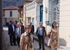 Επίσκεψη αντιπροσωπείας της αδελφοποιημένης πόλης Antony στον Δήμο Παγγαίου