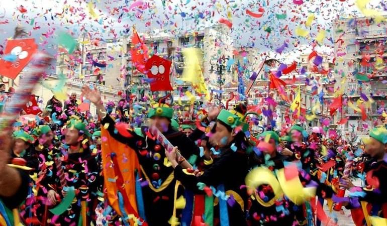 Ακυρώνονται όλες οι καρναβαλικές εκδηλώσεις στην Ελλάδα λόγω κοροναϊού