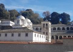 Πάσχα στην παλαιότερη μονή της Μακεδονίας, η ιερά μονή της Παναγίας Εικοσιφοίνισσας