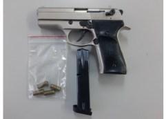 ΚΑΒΑΛΑ: Συνελήφθη 38χρονος ημεδαπός για παράνομη οπλοκατοχή