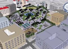 Η πρόταση του Β. Παππά για την διπλή πλατεία που θα αλλάξει την μορφή της Καβάλας
