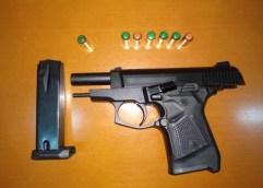 ΑΠΕΙΛΗΣΕ ΜΕ ΤΟ ΟΠΛΟ ΣΕ ΜΑΓΑΖΙ ΣΤΗΝ ΚΕΡΑΜΩΤΗ: Συνελήφθη 35χρονος αλλοδαπός για άσκοπους πυροβολισμούς και παράνομη οπλοφορία