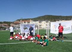 Εκδήλωση «UEFA GRASSROOTS» στη Νέα Πέραμο