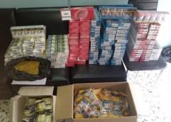 ΧΡΥΣΟΥΠΟΛΗ: Δεν έπεισε ότι τα 1.110 πακέτα λαθραίων τσιγάρων και πάνω από 10 κιλά λαθραίου καπνού ήταν για δική του χρήση