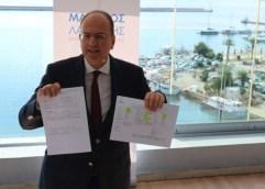 """Μ. Λαζαρίδης: """"Δίνω στη δημοσιότητα το πόθεν έσχες και τα εκλογικά μου έξοδα"""""""