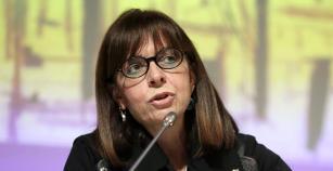 Η Πρόεδρος της Δημοκρατίας Κατερίνα Σακελλαροπούλου θα ανακηρυχτεί επίτιμη δημότης Καβάλας