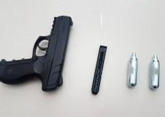 Σύλληψη 38χρονου ημεδαπού για παράνομη οπλοκατοχή