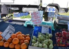 Επαναλειτουργία υπαίθριων λαϊκών αγορών του Δήμου Θάσου