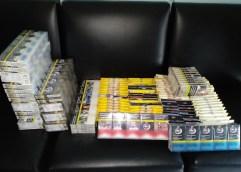 ΚΑΒΑΛΑ: Συνελήφθη αλλοδαπός ο οποίος εντοπίσθηκε να κατέχει 150 λαθραία πακέτα τσιγάρων και πάνω από 3 κιλά λαθραίου καπνού