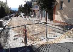 Μεγάλη Δευτέρα στην κυκλοφορία η οδό Χρυσοστόμου Σμύρνης