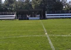 Γήπεδο-μπιμπελό στο Οφρύνιο