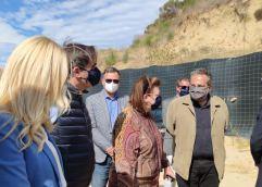 Αμφίπολη : Εντυπωσιασμένος έφυγε ο αντιπρόεδρος της ΕΕ Μαργαρίτης Σχοινάς και έδωσε μια υπόσχεση