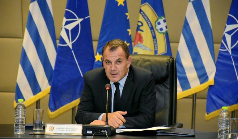 ΝΙΚΟΣ ΠΑΝΑΓΙΩΤΟΠΟΥΛΟΣ: Αυξάνεται η θητεία στον στρατό ξηράς