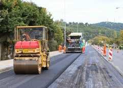 ΔΗΜΟΣ ΚΑΒΑΛΑΣ: Ξεκίνησε το μεγάλο έργο της ασφαλτόστρωσης κεντρικών δρόμων