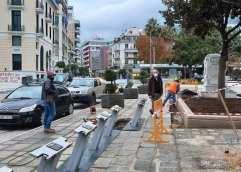 ΔΗΜΟΣ ΚΑΒΑΛΑΣ: Αναδεικνύεται το μνημείο του Μεγάλου Αλεξάνδρου