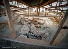 Η ΠΑΜΘ ΣΤΟ ΥΠΟΥΡΓΕΙΟ ΠΟΛΙΤΙΣΜΟΥ: Διαθέτει το ποσό των 11 εκατ. ευρώ για την ανάδειξη του ταφικού τύμβου της Μικρής Δοξιπάρας-Ζώνης Έβρου
