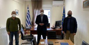 Μακάριος Λαζαρίδης: «Το σημαντικό είναι να παραμείνει ανοικτός και ασφαλής ο Πρίνος, με όσες περισσότερες θέσεις εργασίας»