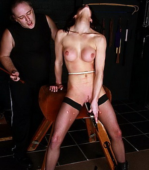whipping bench