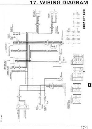 Xr 400 Wiring Diagram | Wiring Diagram