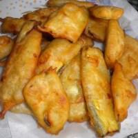 Απολαυστικά Κολοκυθάκια τηγανιτά με κουρκούτι…. ο αγαπημένος μεζές όλων μας.