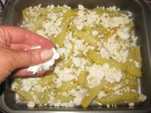 Αγιορείτικη συνταγή - Σφογγάτο - 5