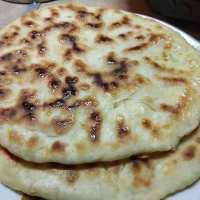 Χατσαπουρι - Καταπληκτικές πίτες στο τηγάνι για πρωινό