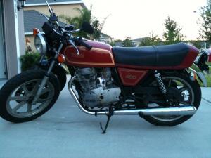 1977 yamaha xs400 | hobbiesxstyle