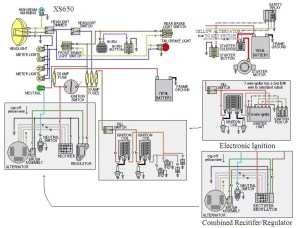1979 Yamaha Xs750 Wiring Diagram | hobbiesxstyle