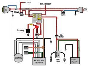 79 Xs650 Wiring Diagram | Wiring Diagram