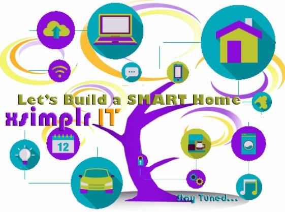 let build a smart home